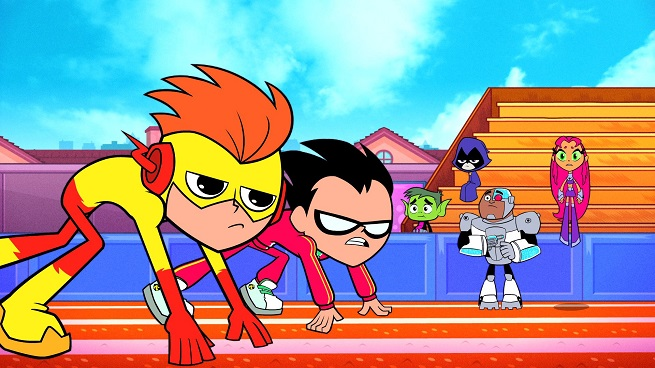 Teen Titans GO! S2E35 Preview Clip and Images