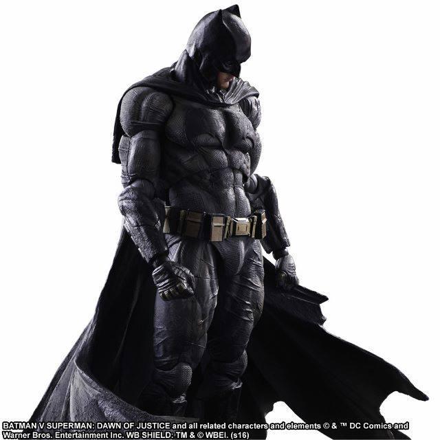 'Batman v Superman' Play Kai Arts Batman Figure Revealed Dark Knight News