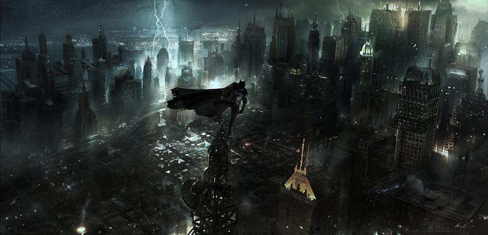 New 'Batman V Superman' Concept Art Surfaces Dark Knight News