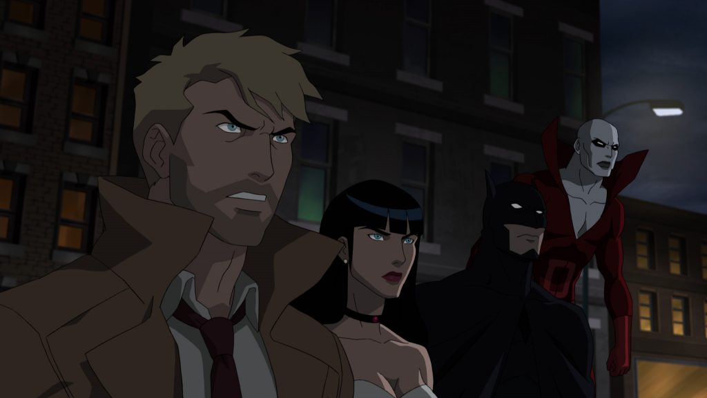 Justice Leage Dark Dark Knight News