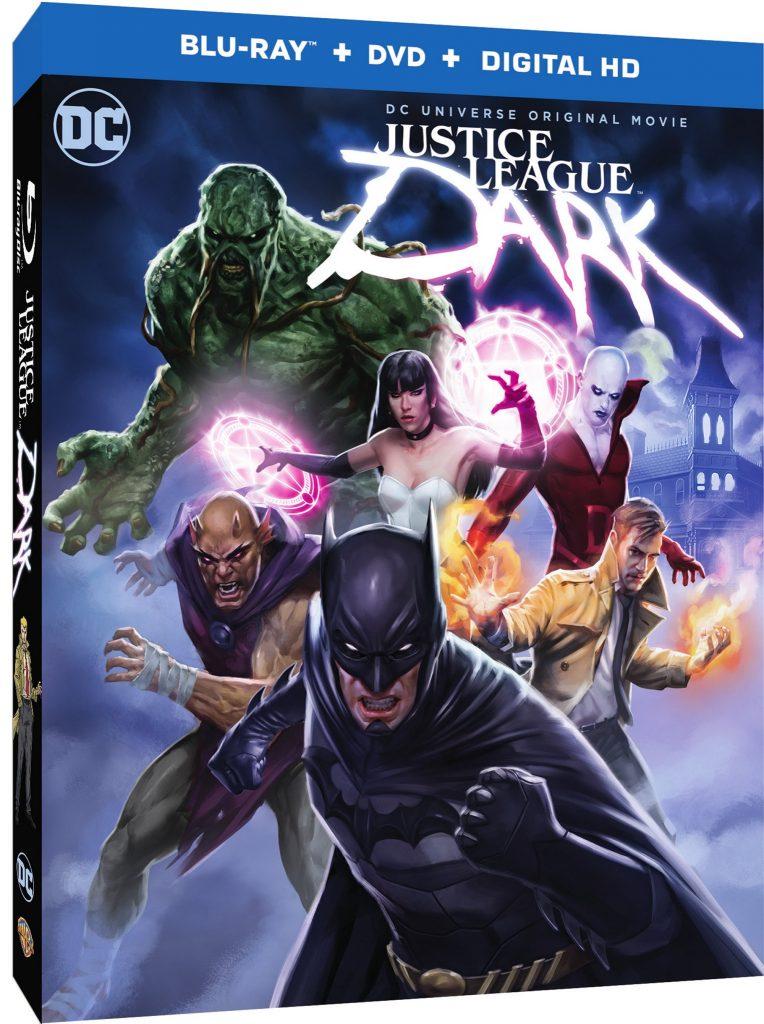 Justice League Dark Dark Knight News