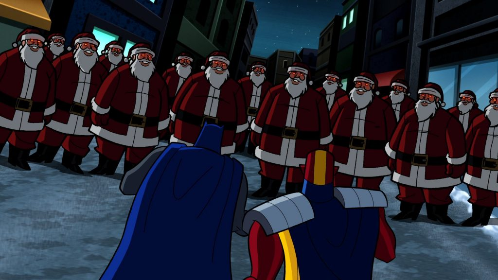 Invasion of the Secret Santas