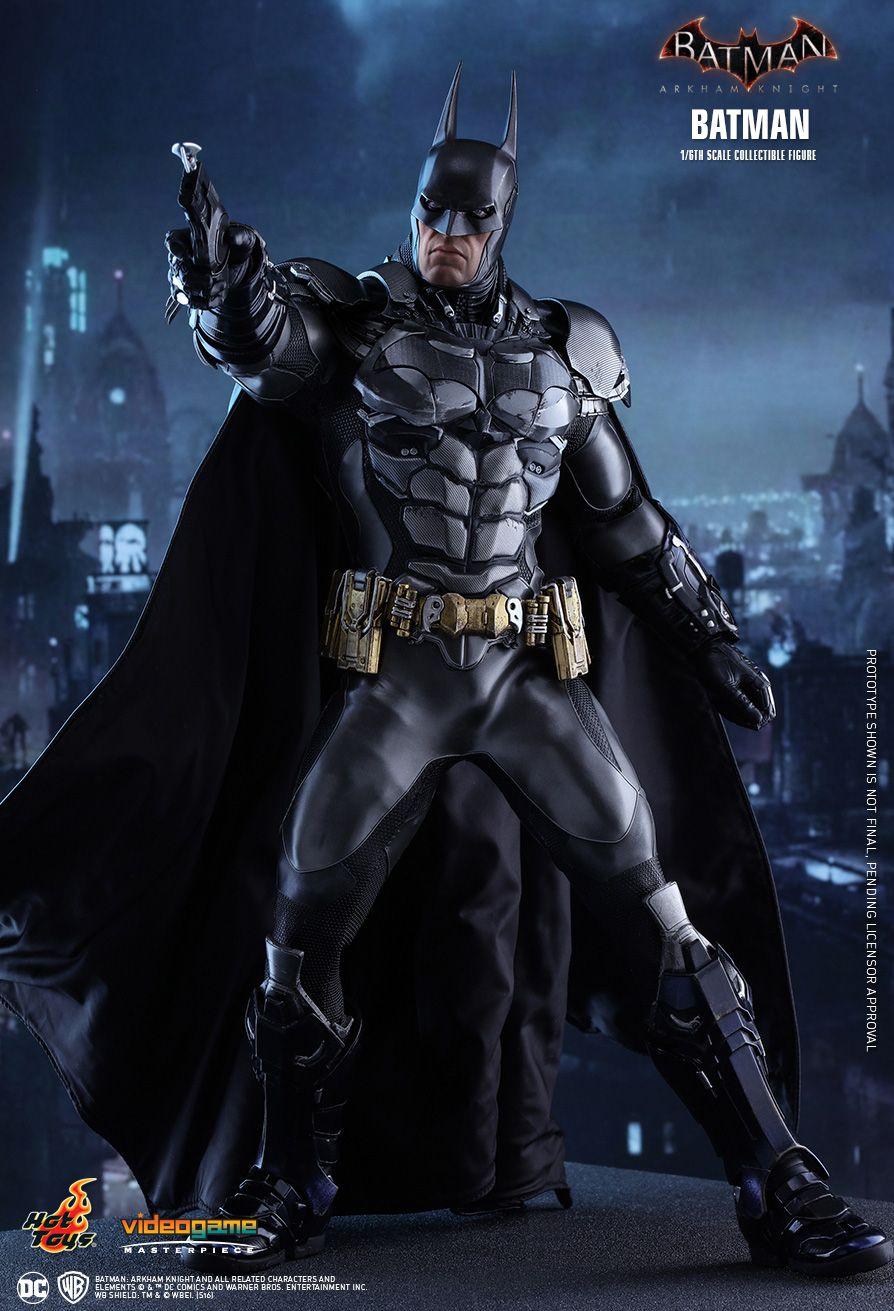 Arkham Knight Statue Hot Toys Dark Knight News 1/6 scale