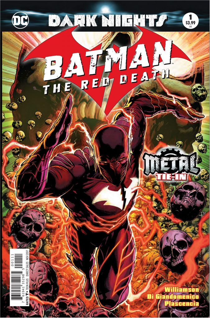 the red death cover