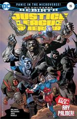 Justice League of America #15