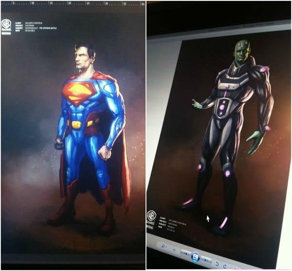 Superman game to replace Batman