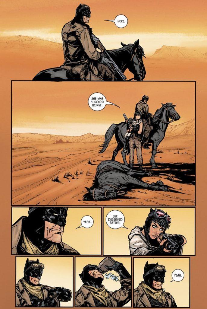 knightmare batman comic