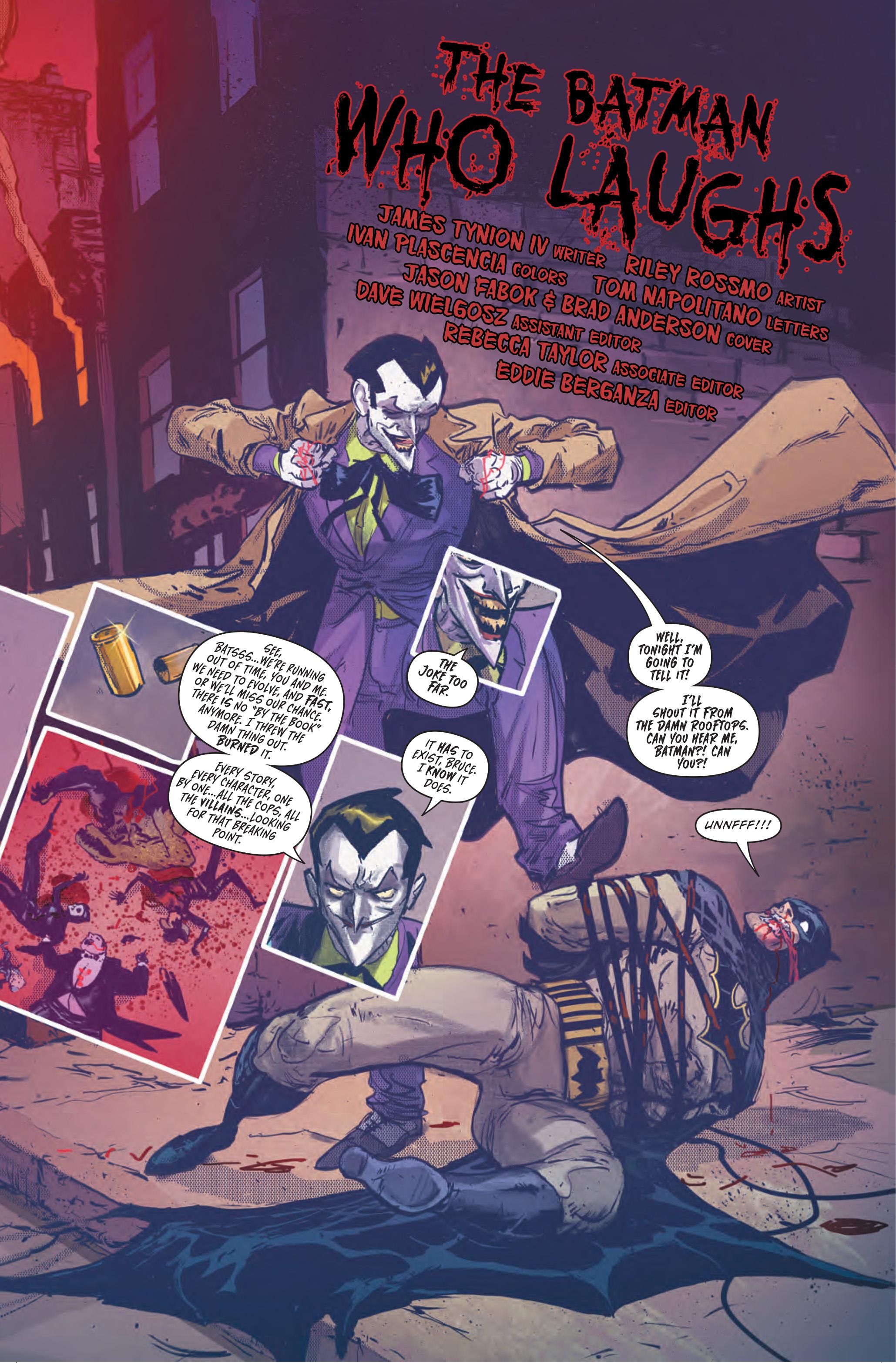 the batman who laughs p3