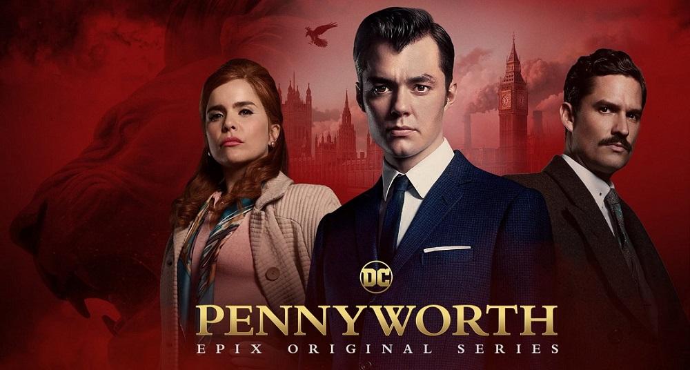 Bruno Heller created Pennyworth