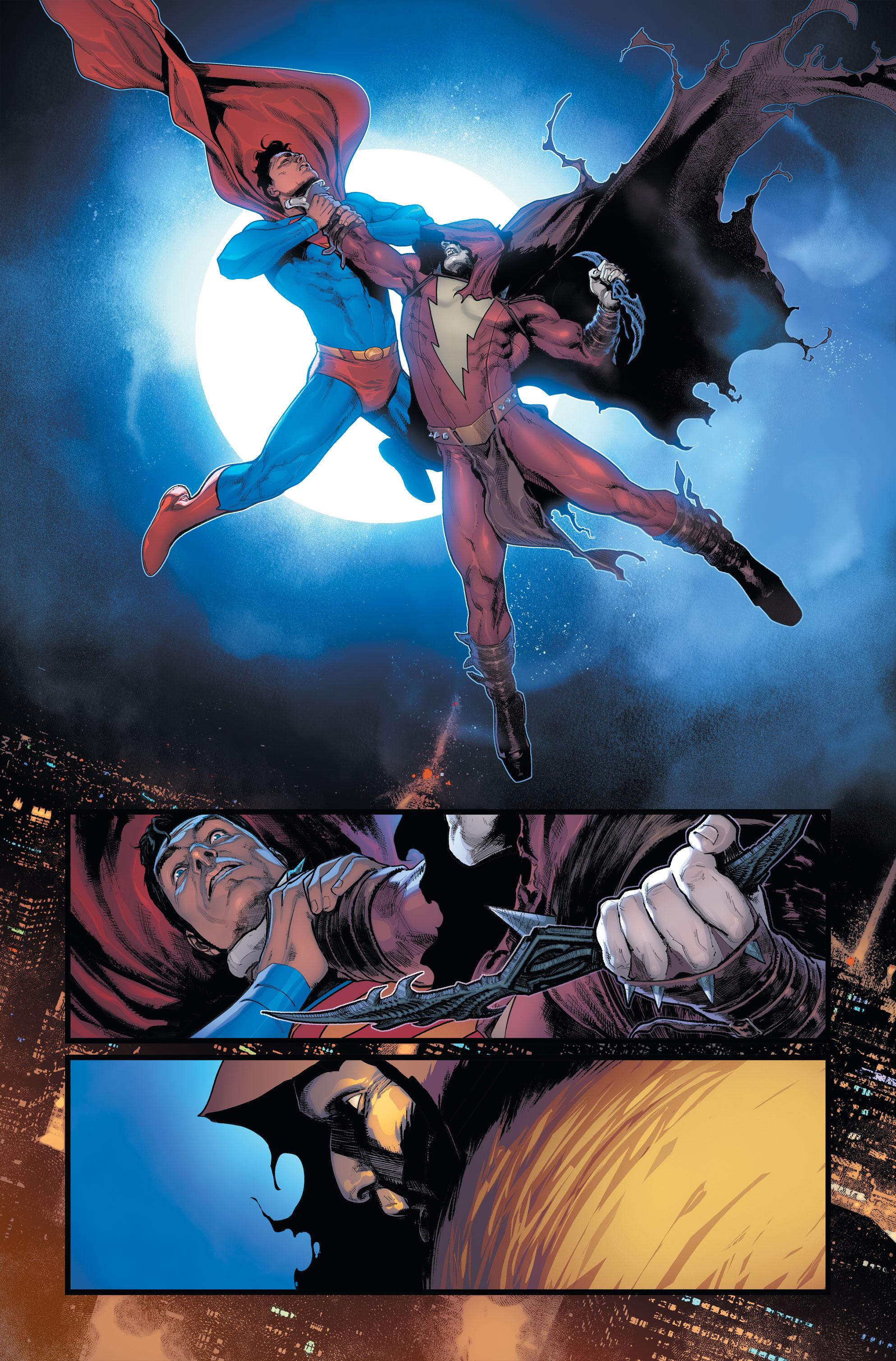 Batman/Superman Preview Page 2