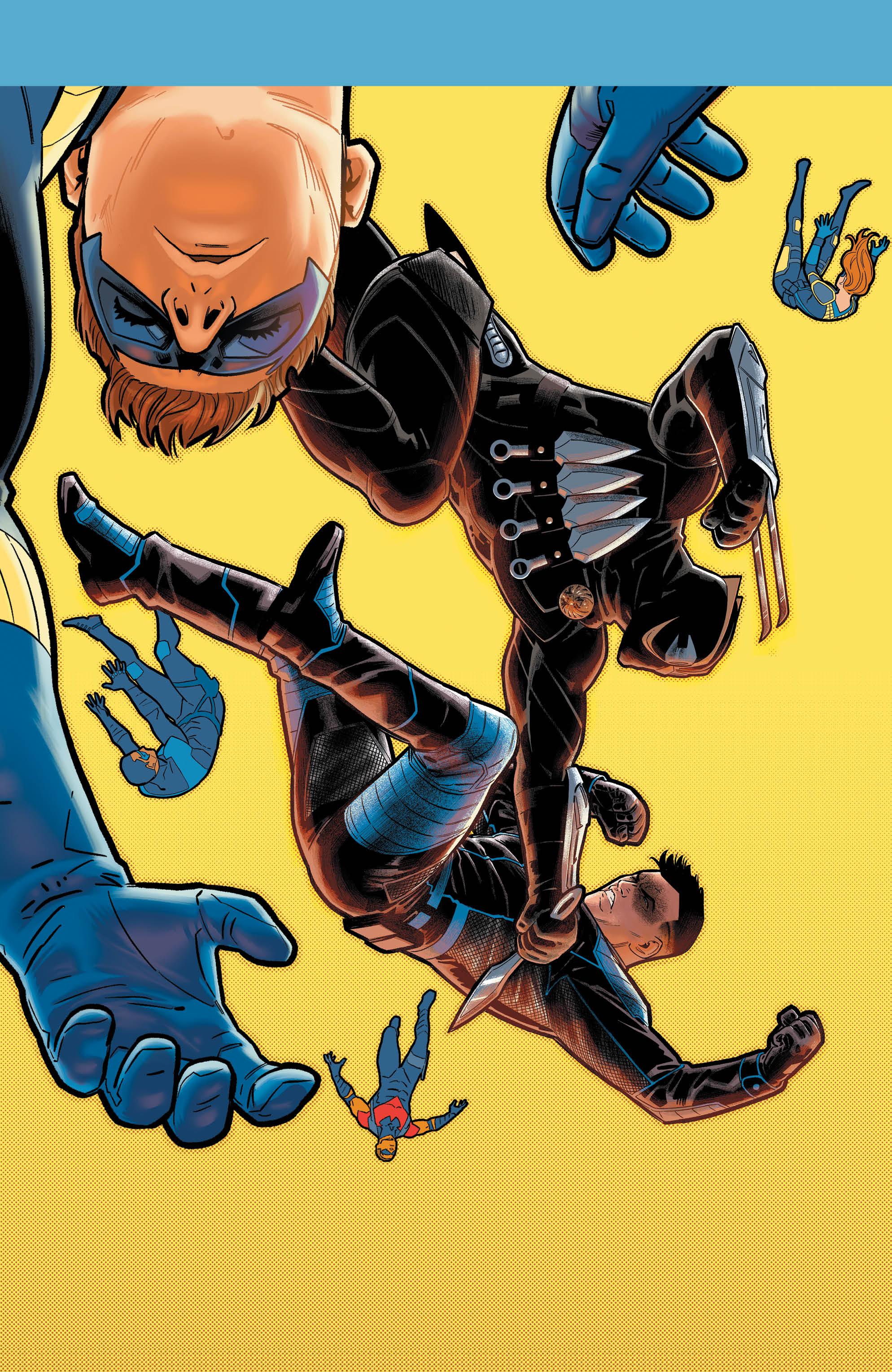 Nightwing #64 YOTV Cover