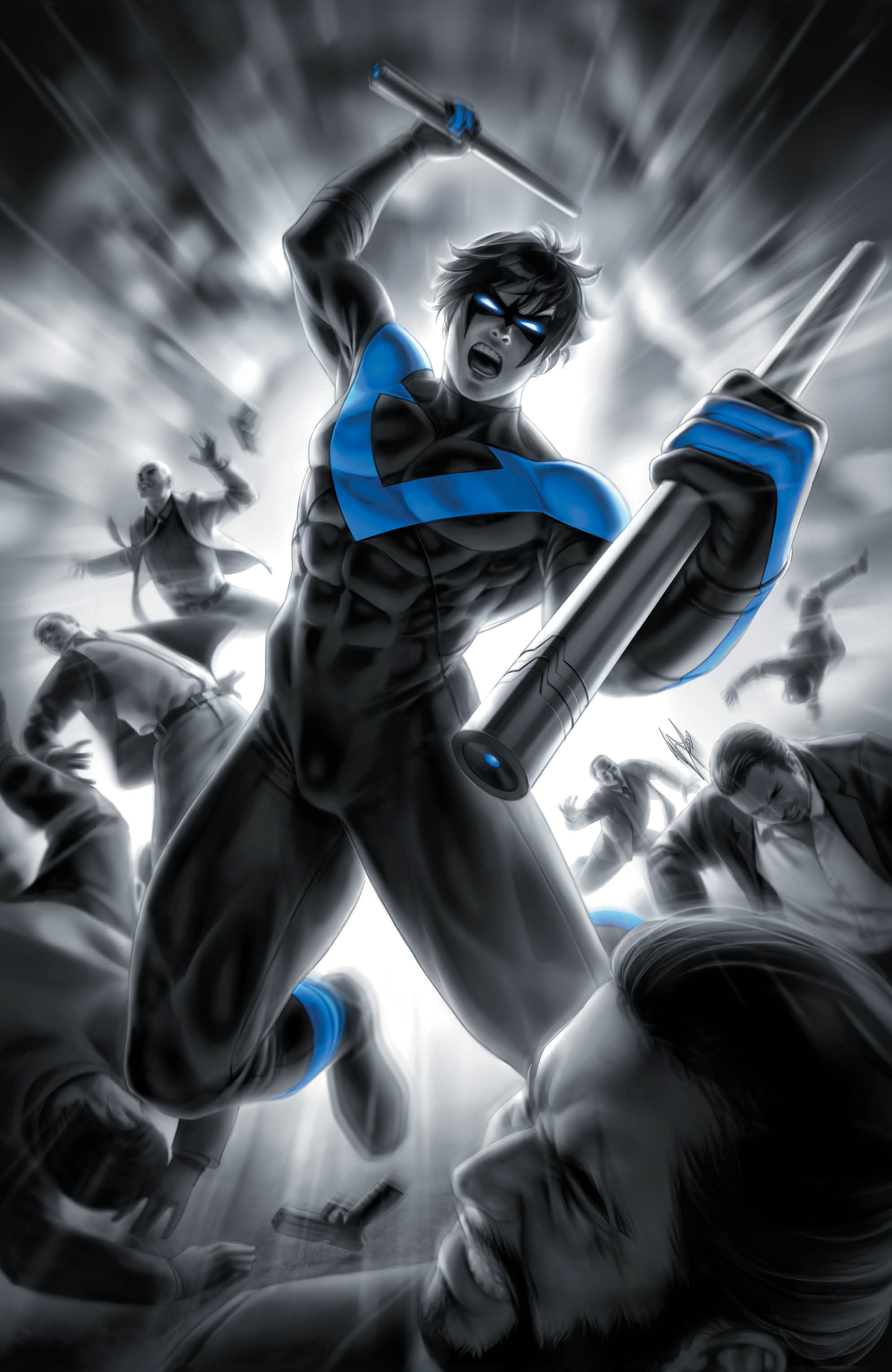 Nightwing #64 Clean Alternate Cover
