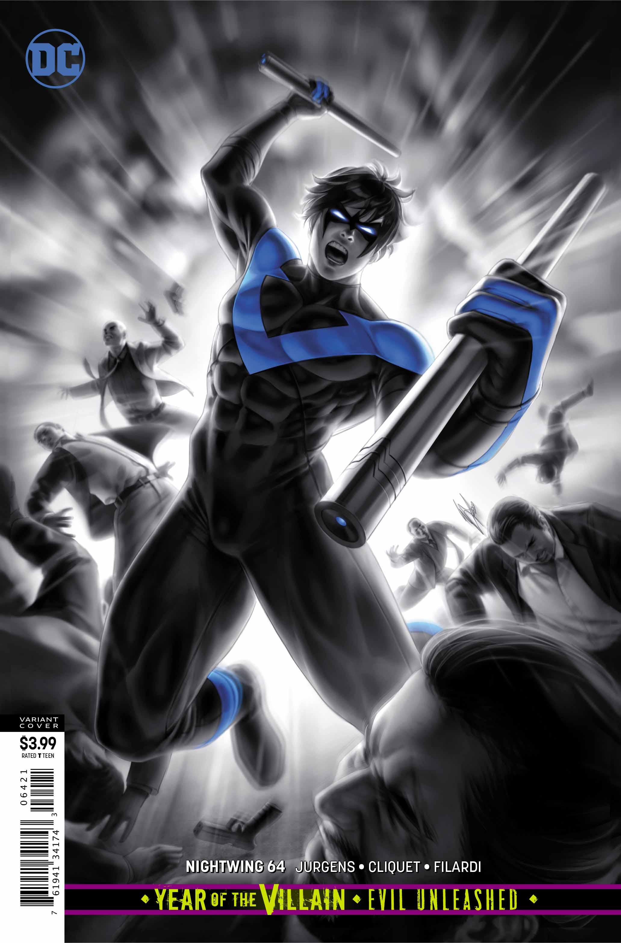 Nightwing #64 Alternate Cover