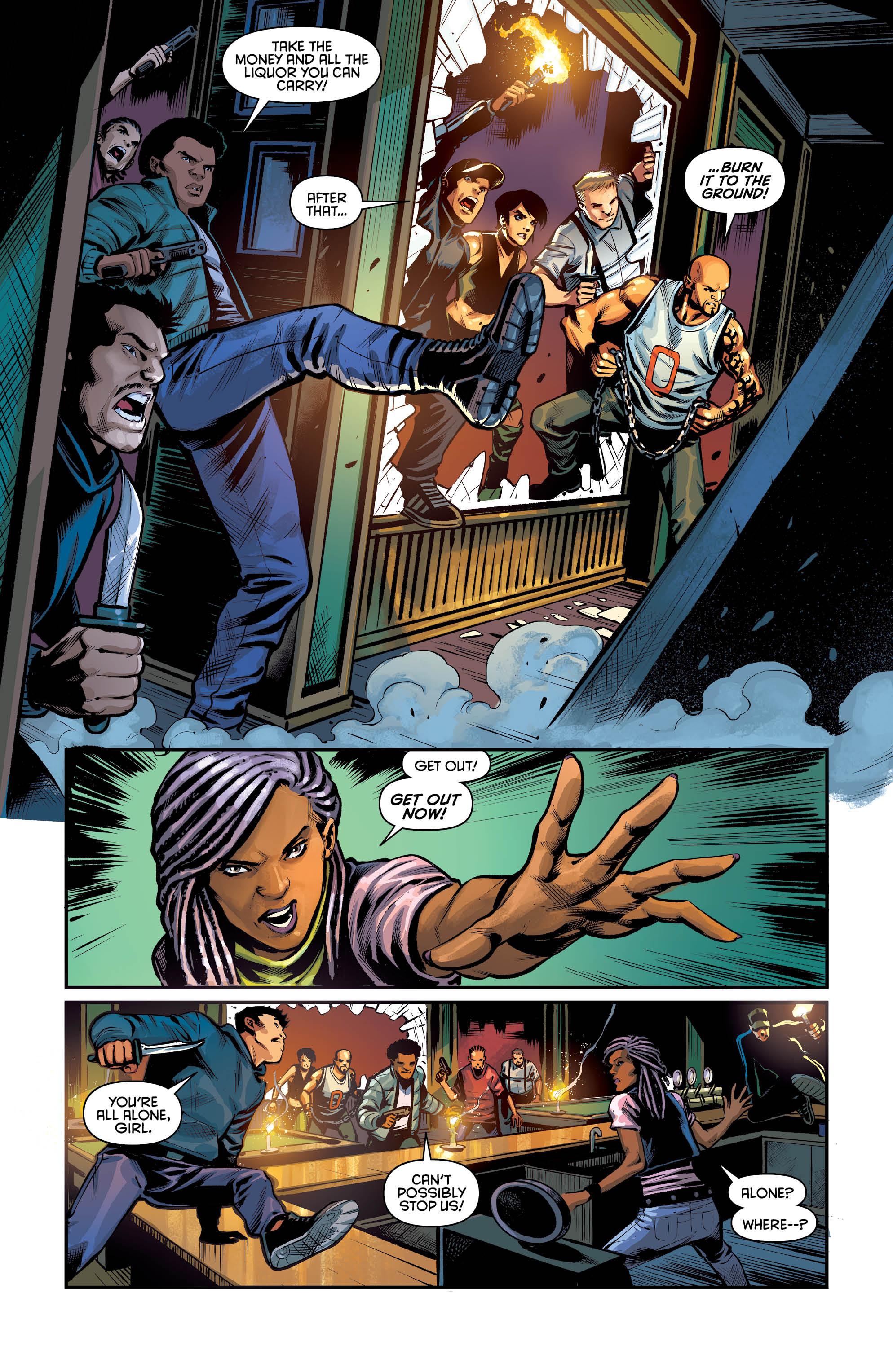 Nightwing #64 P. 2