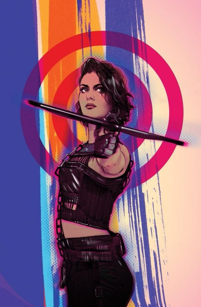 BIRDS OF PREY: THE HUNTRESS trade paperback