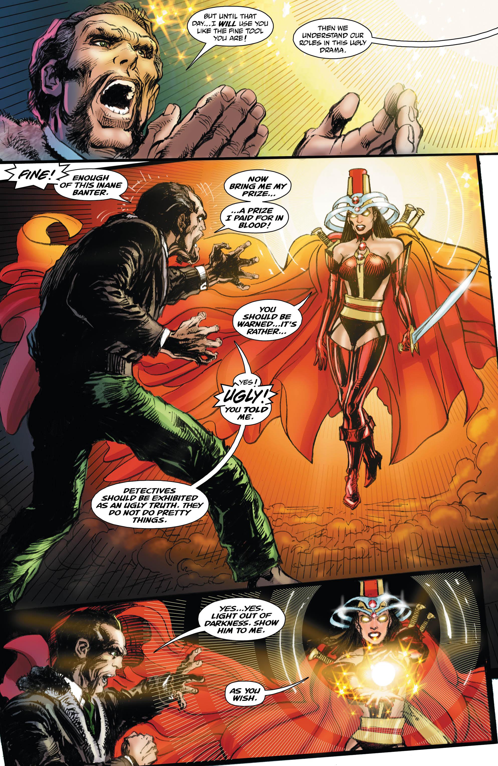 Batman vs. Ra's al Ghul 3