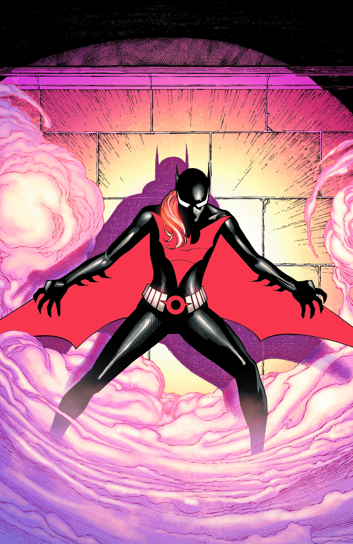 Batman Beyond #37 Batwoman Beyond