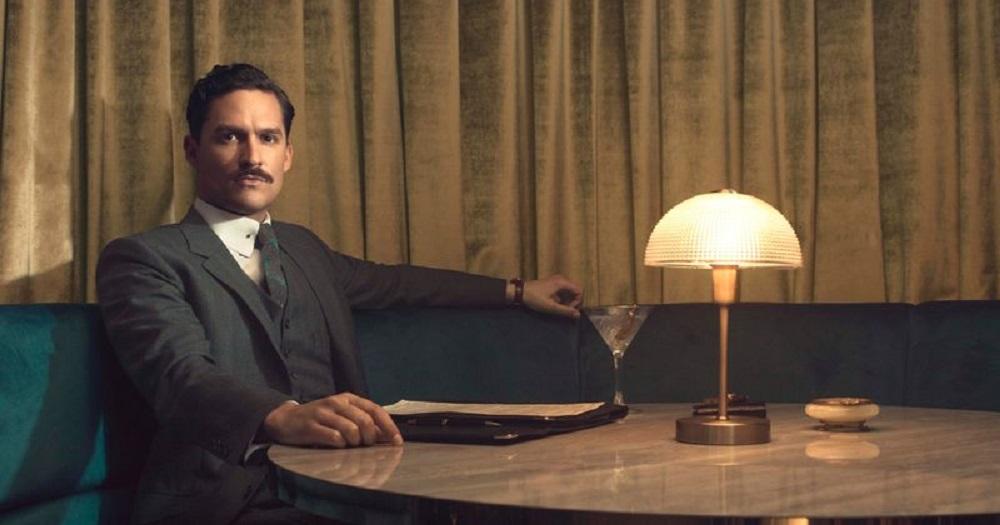 Ben Aldridge as Thomas Wayne