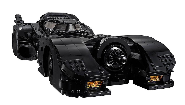 1989 Batmobile front view