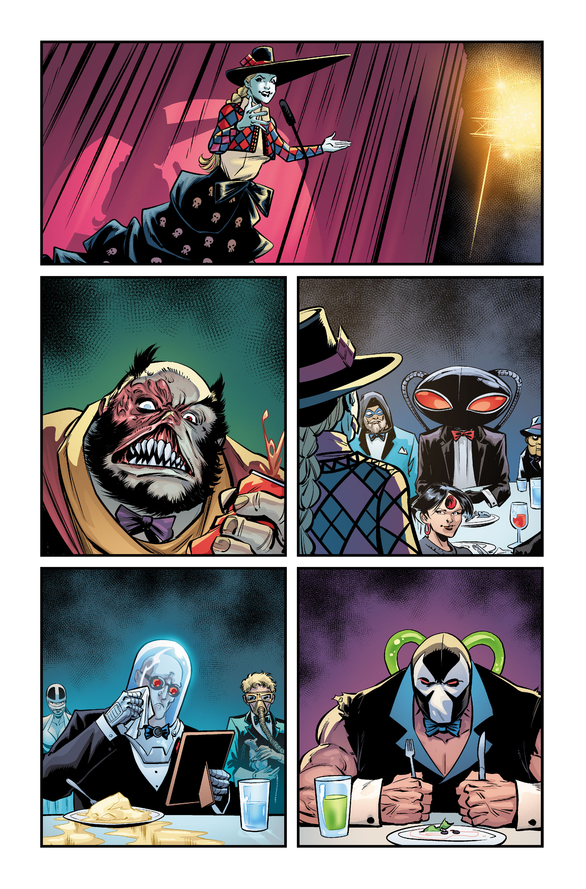 Black Manta? Bane? Who will be villain of the year?