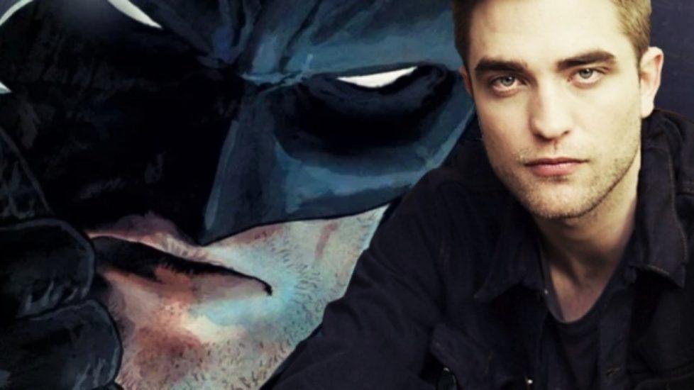 Robert Pattinson Dark Knight News The Batman