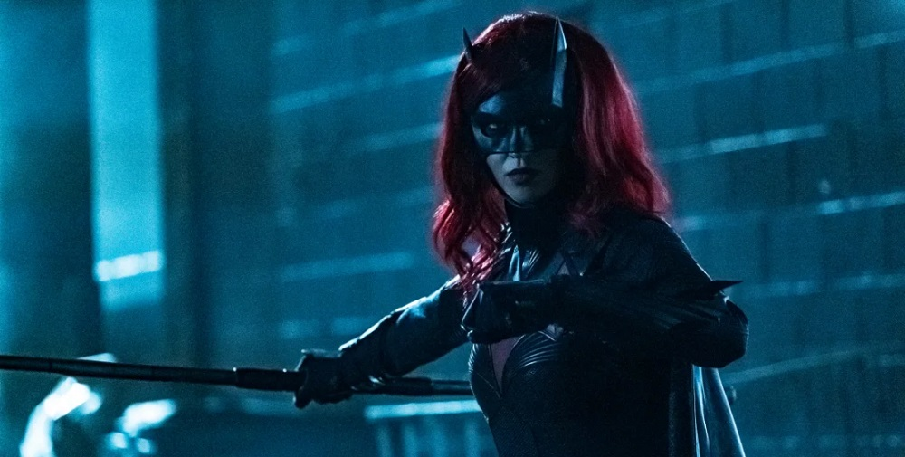Batwoman strikes back at Alice's Mad Tea-Party