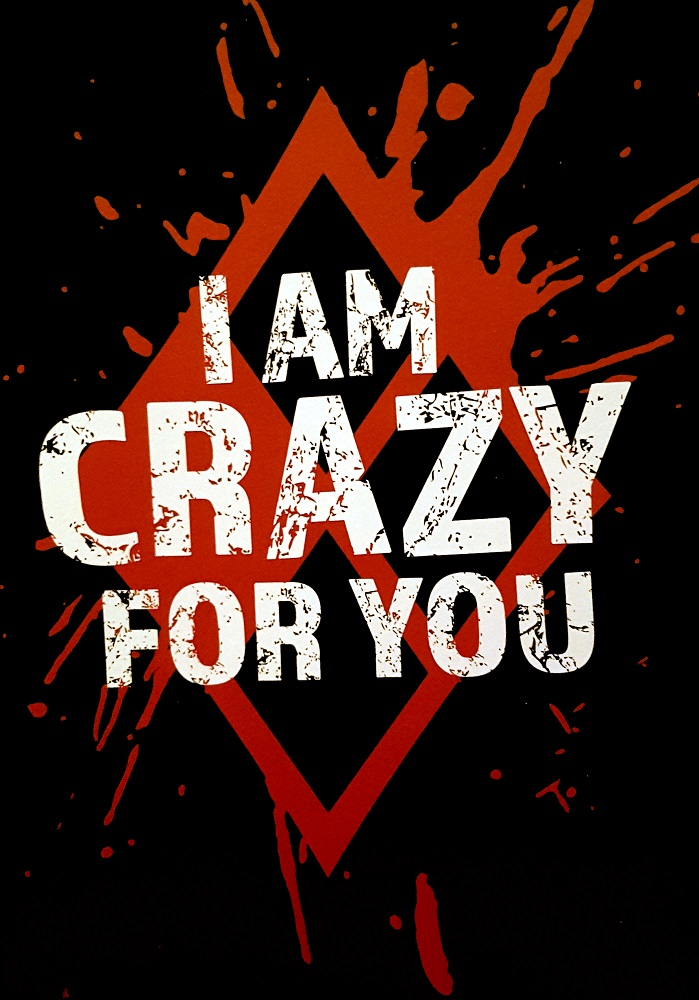 I Am Crazy for Valentine's Day