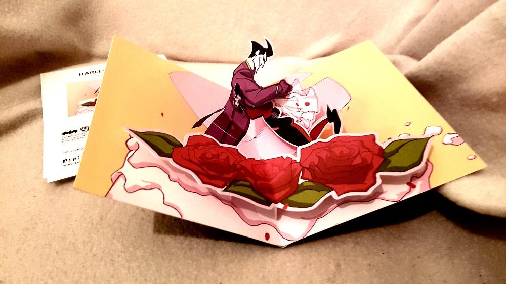 It's Valentine's Day, Mr J!