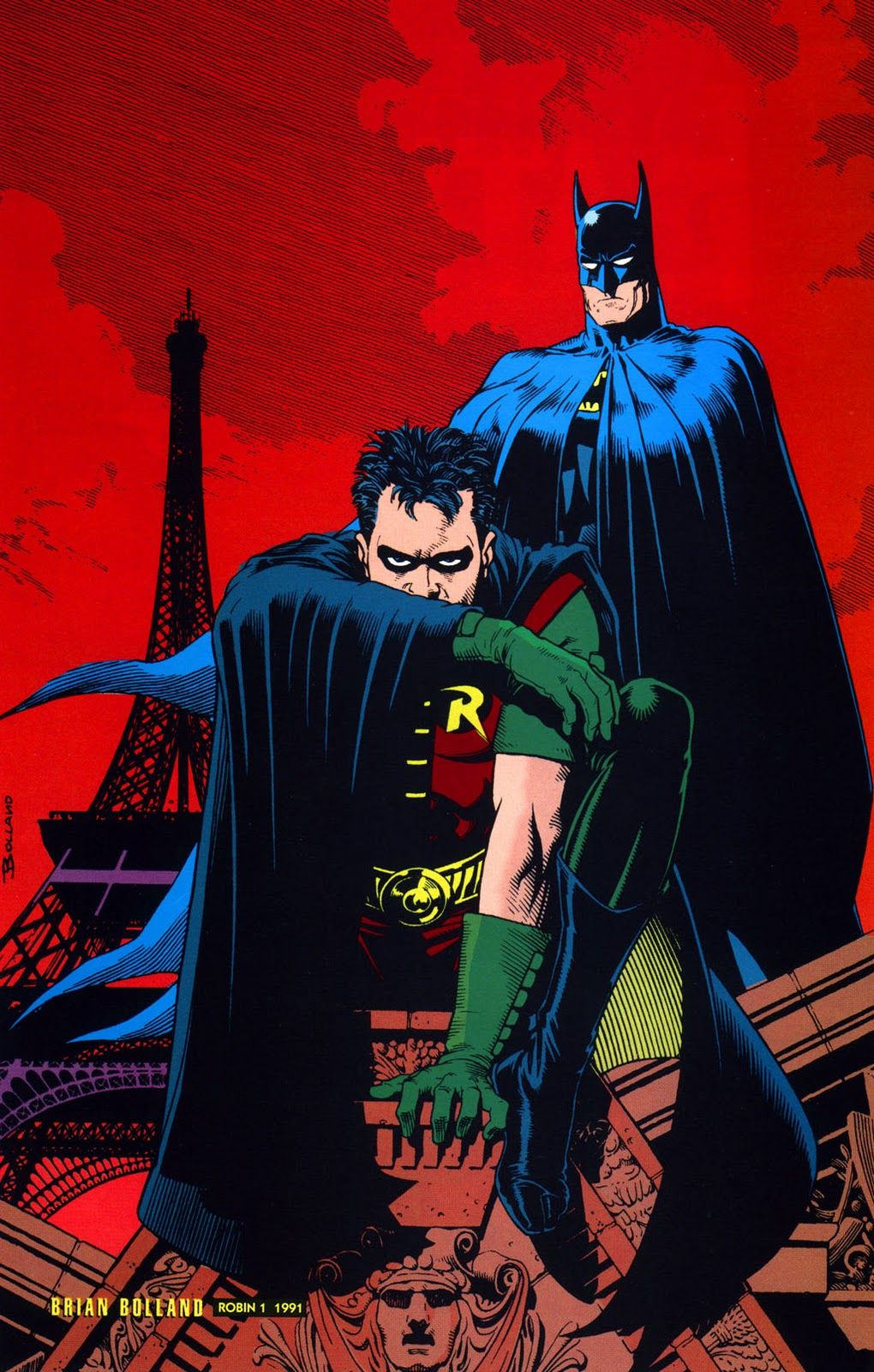 Robin 80th Anniversary - Tim Drake... The Detective