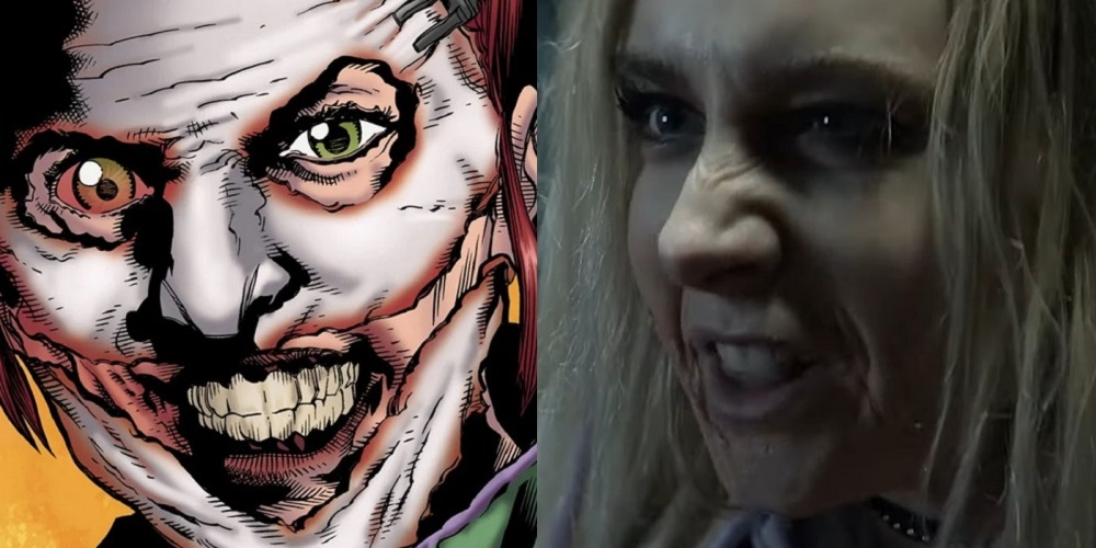 """""""Grinning From Ear To Ear"""" Duela Dent"""