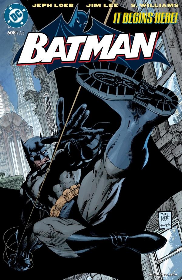 DC Essential Reads Batman #608