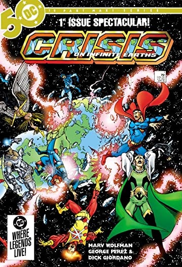 DC Essential Reads Crisis #1
