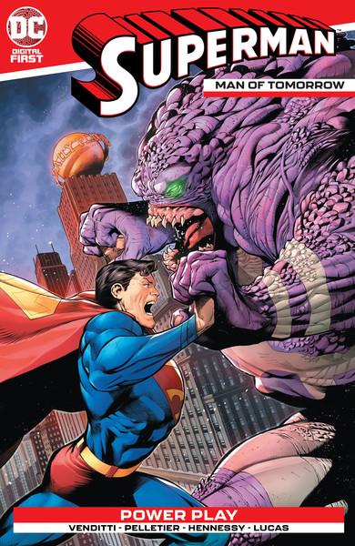 DC Essential Reads Superman