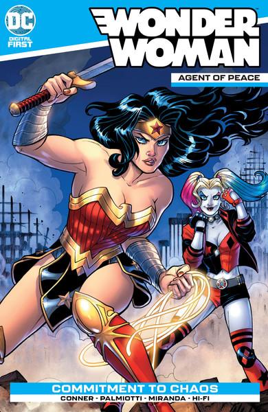 DC Essential Reads Wonder Woman