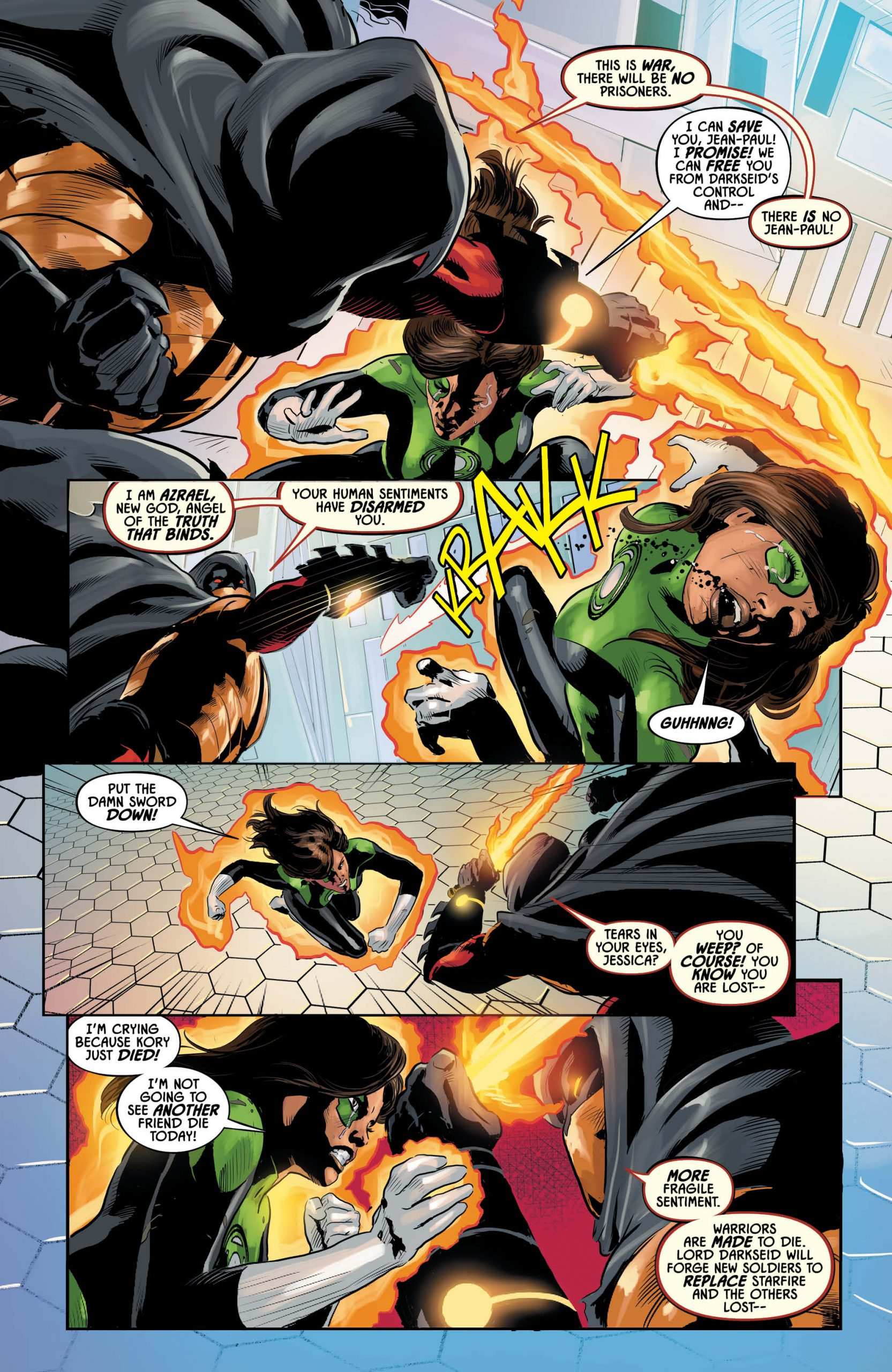 Justice League Odyssey #20 Page 4