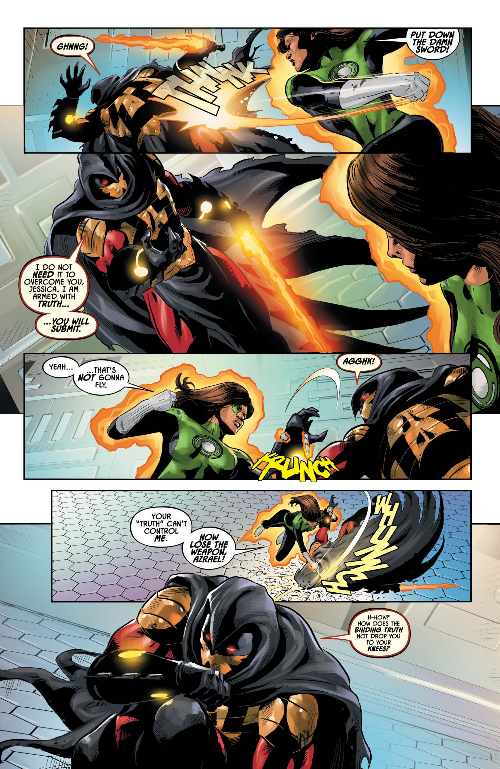 Justice League Odyssey #20 Page 5