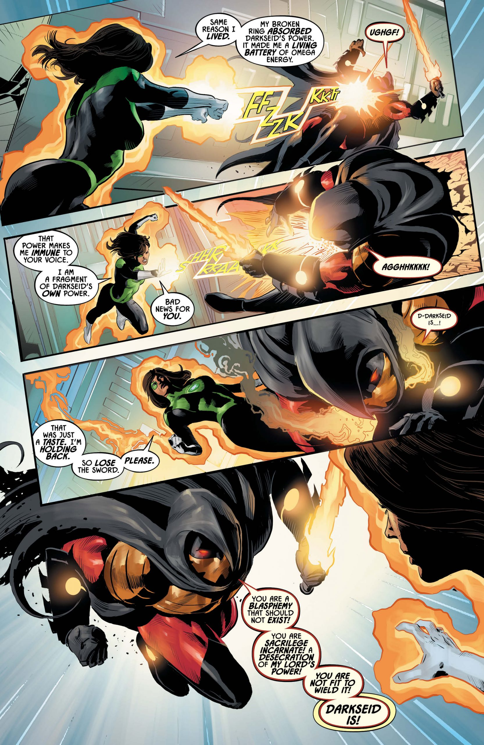 Justice League Odyssey #20 Page 6