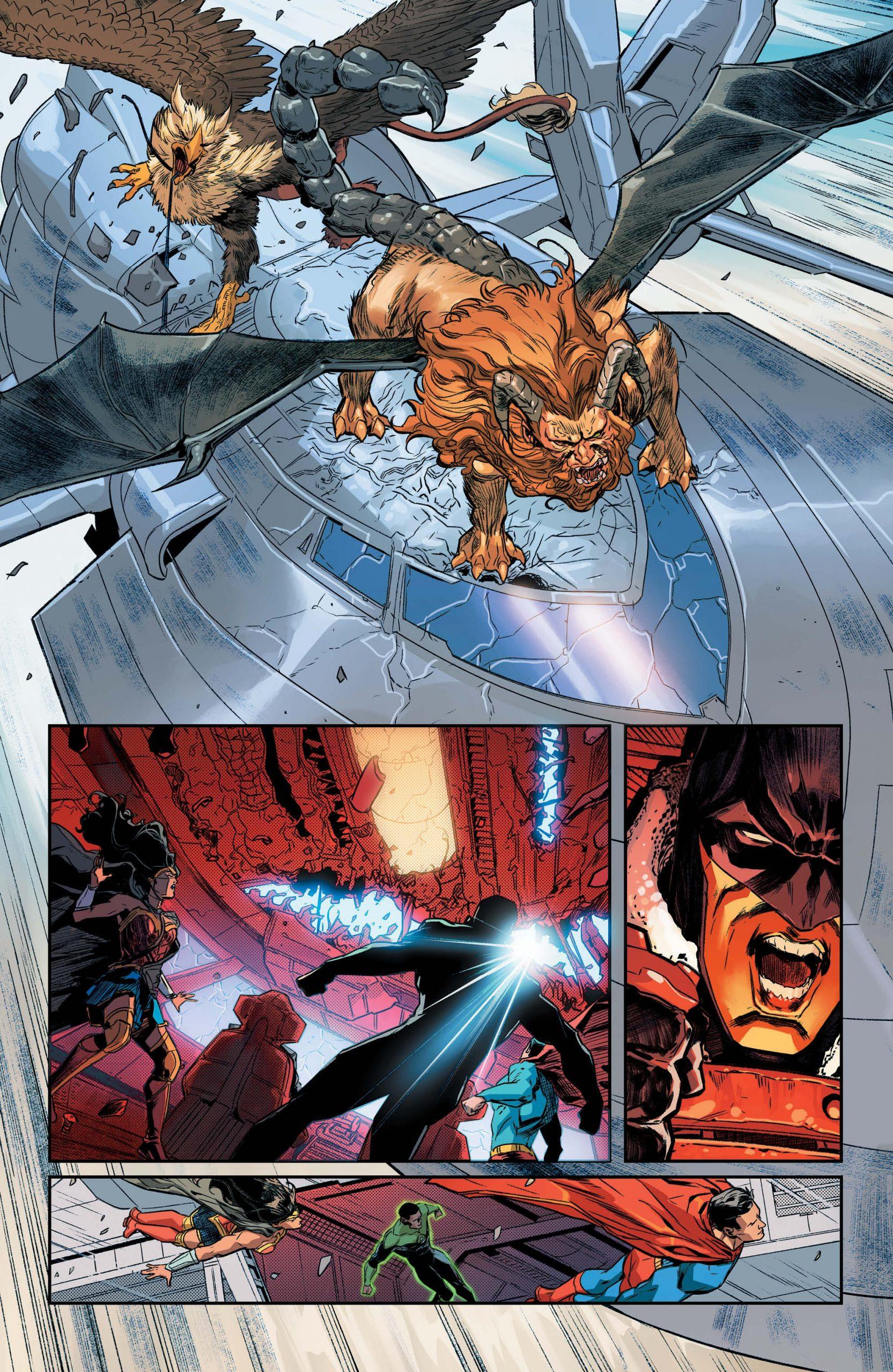 Justice League #44 Page 4