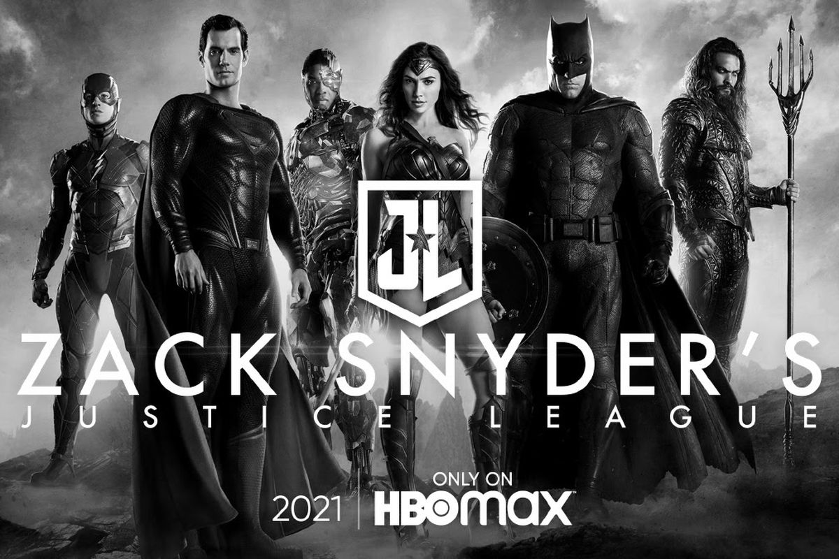 Zack Snyder's Justice League featured image