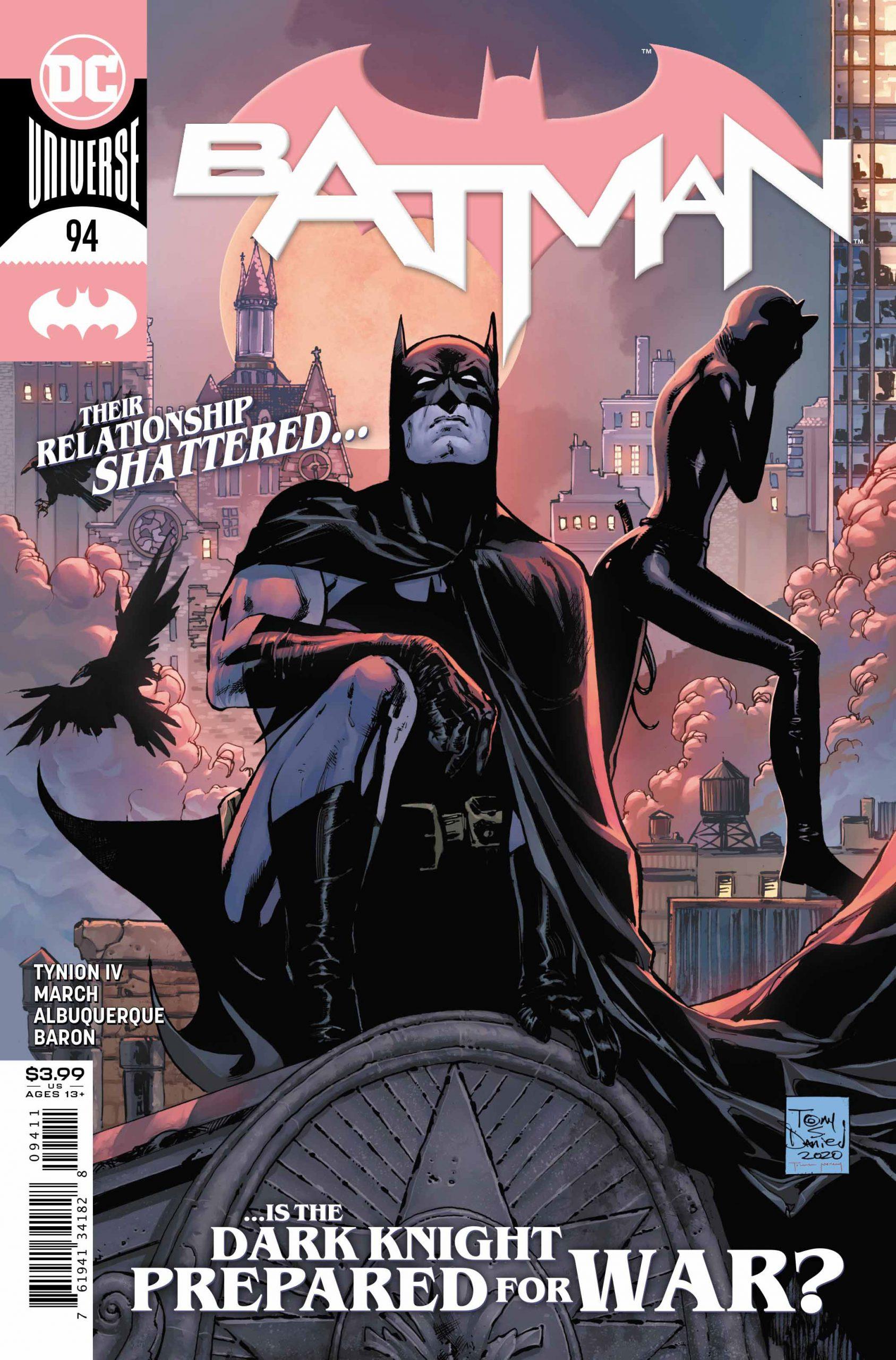 Batman #94 Cover