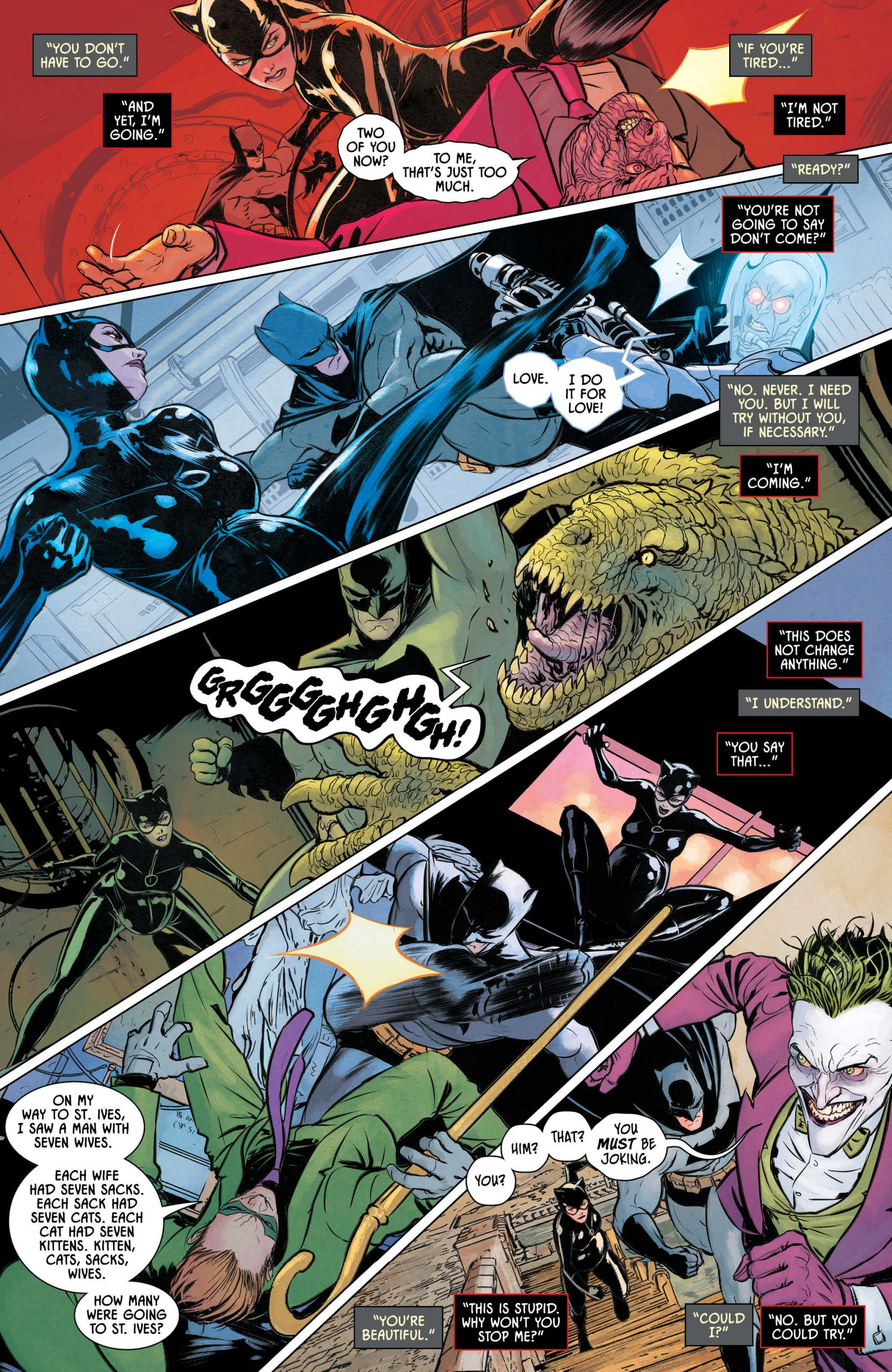 Catwoman 80th Anniversary 100-Page Super Spectacular Helena Pg. 4