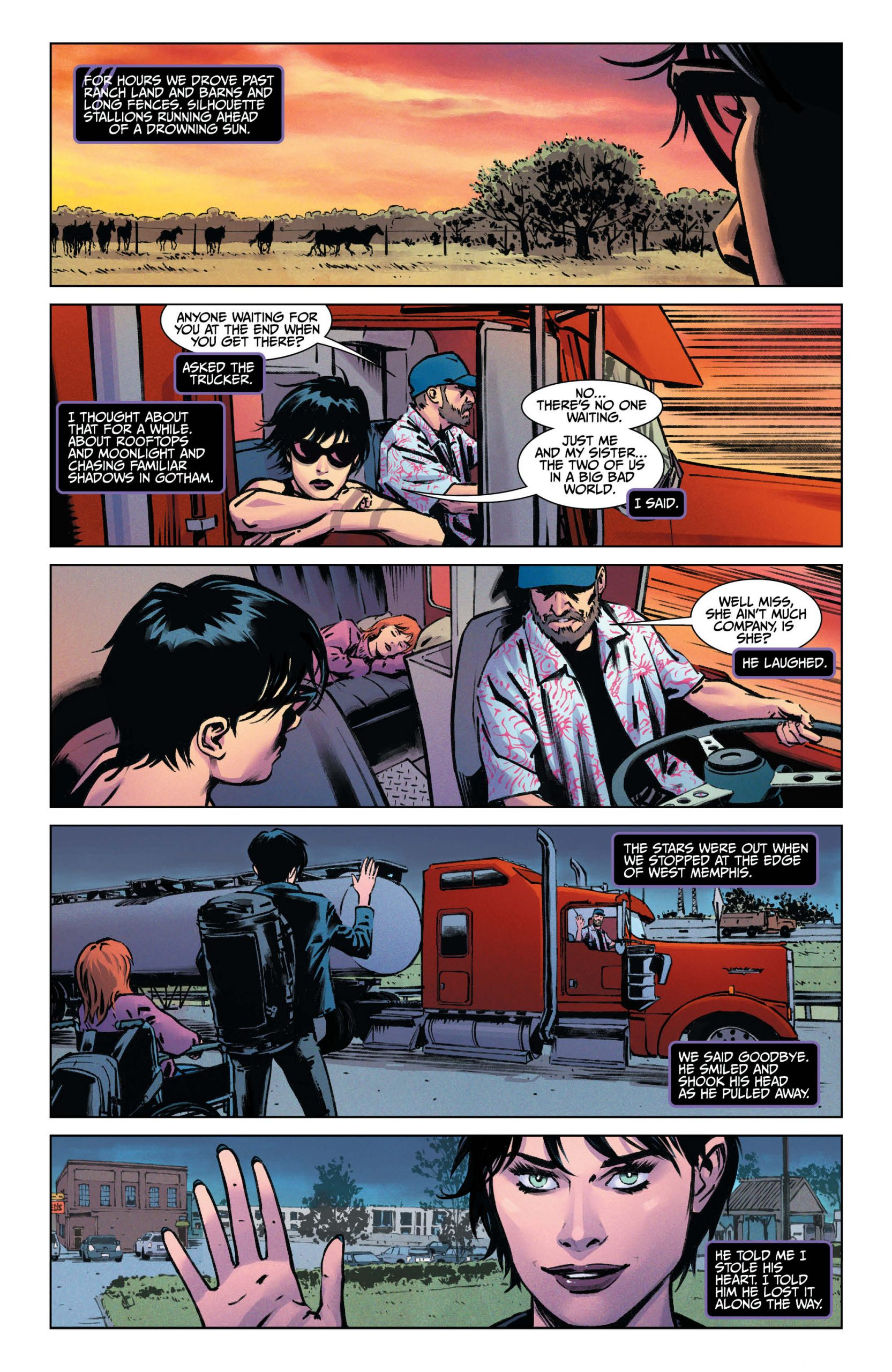 Catwoman 80th Anniversary 100-Page Super Spectacular AtT Pg. 3