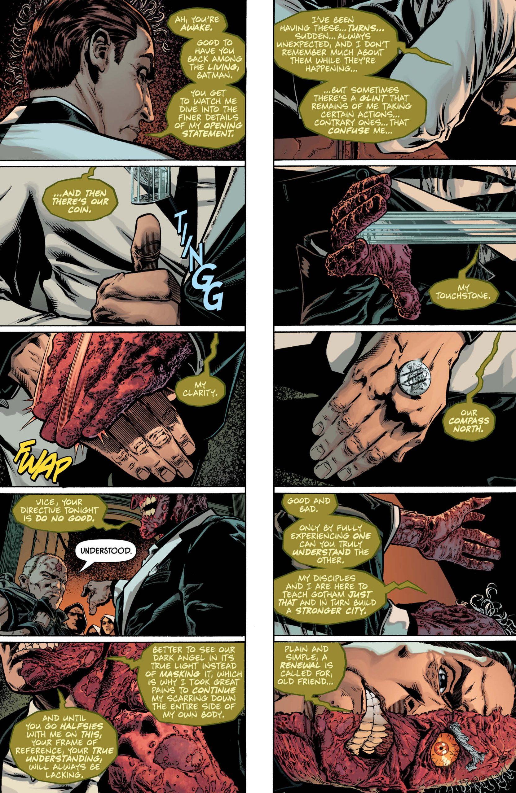 Detective Comics #1022 Pg. 1