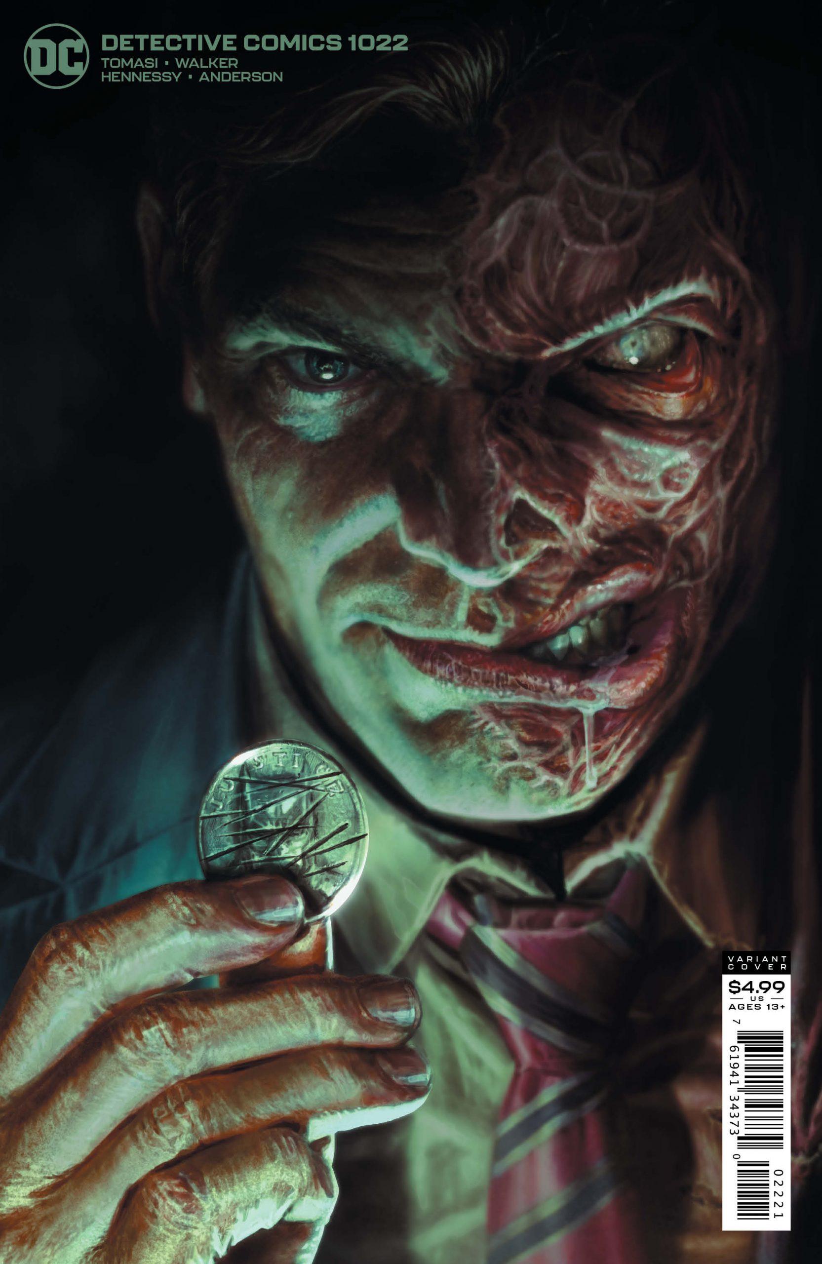 Detective Comics #1022 Variant Cover