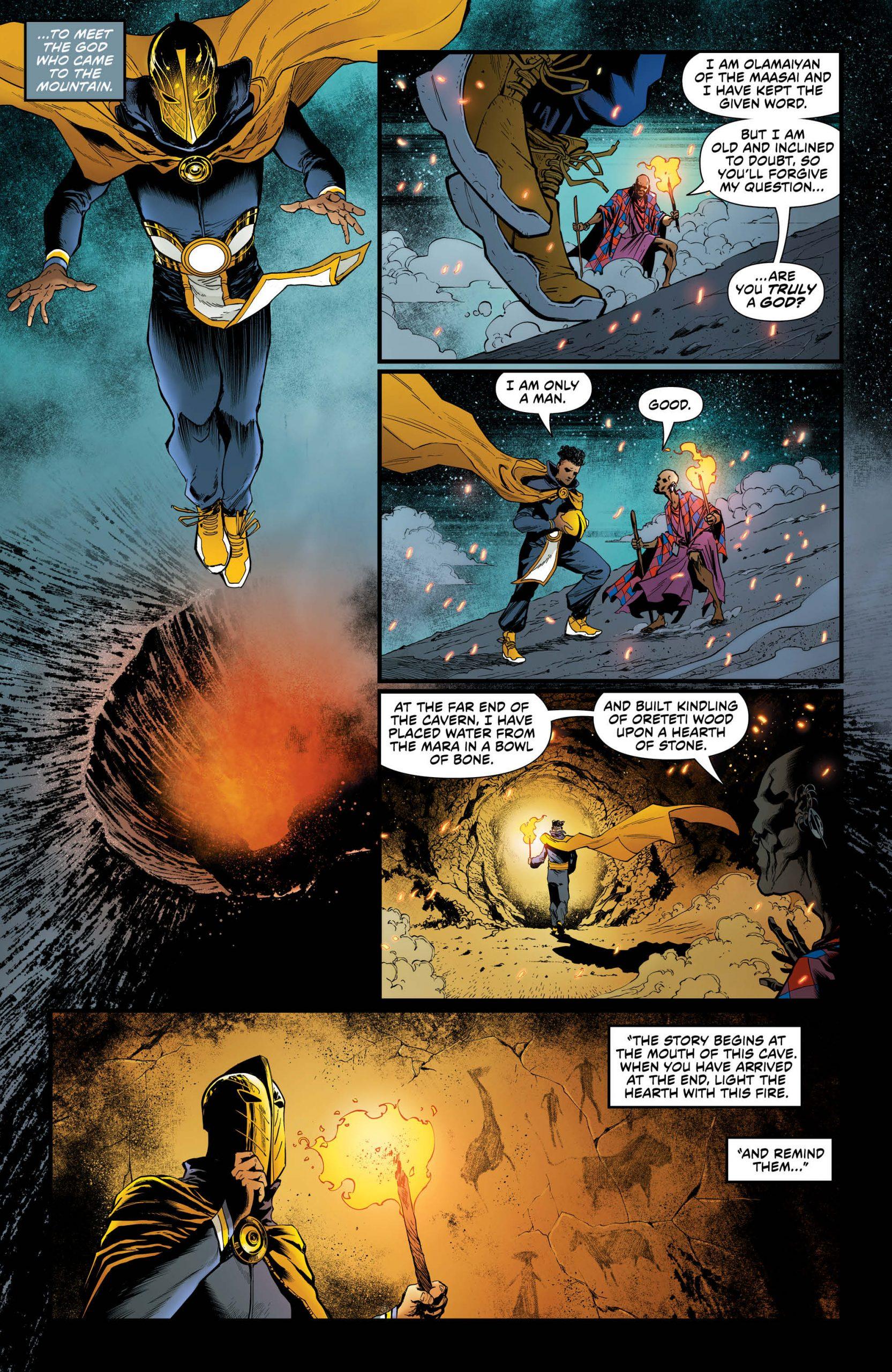 Justice League Dark #22 Pg. 2