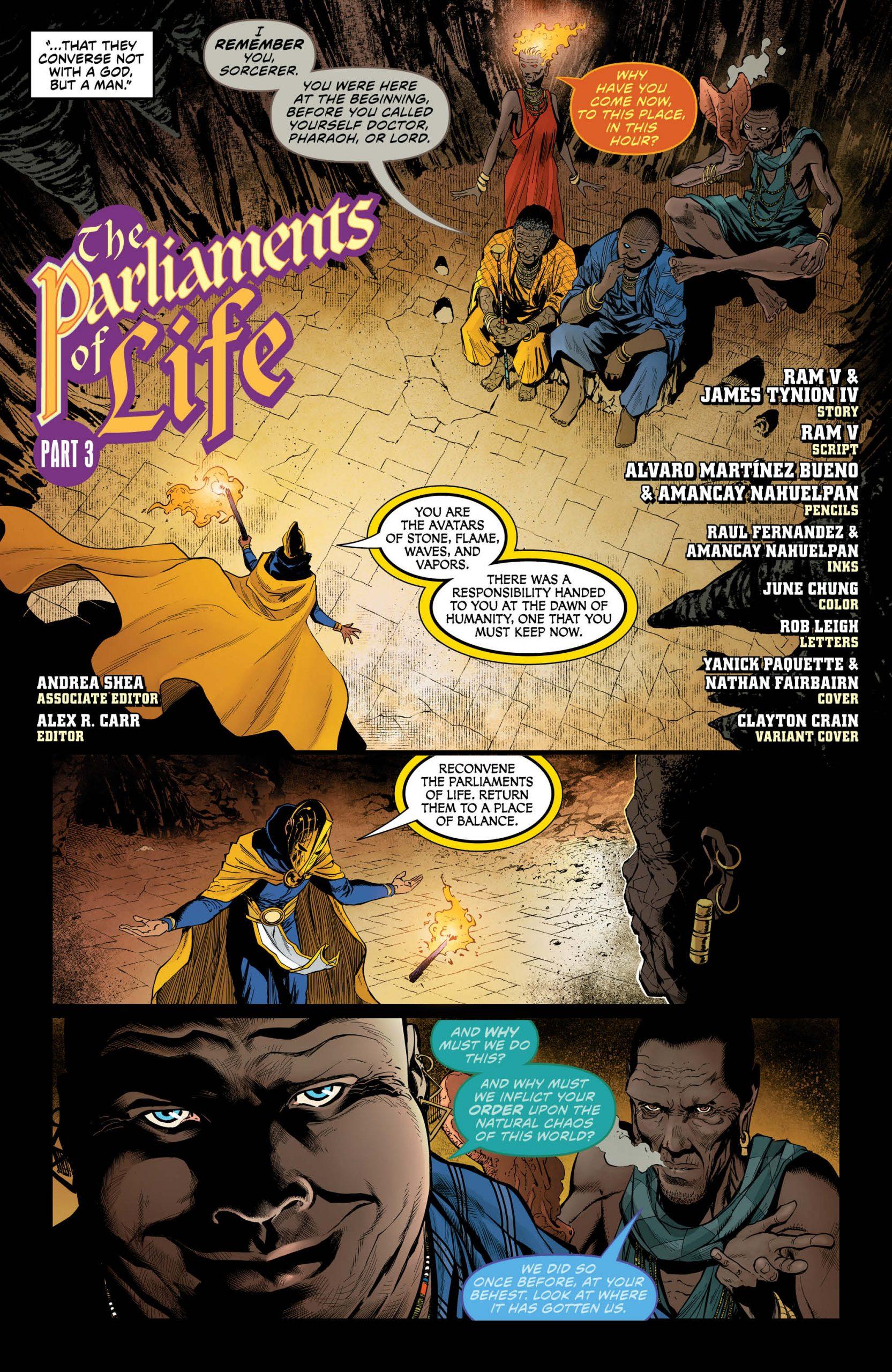 Justice League Dark #22 Pg. 3