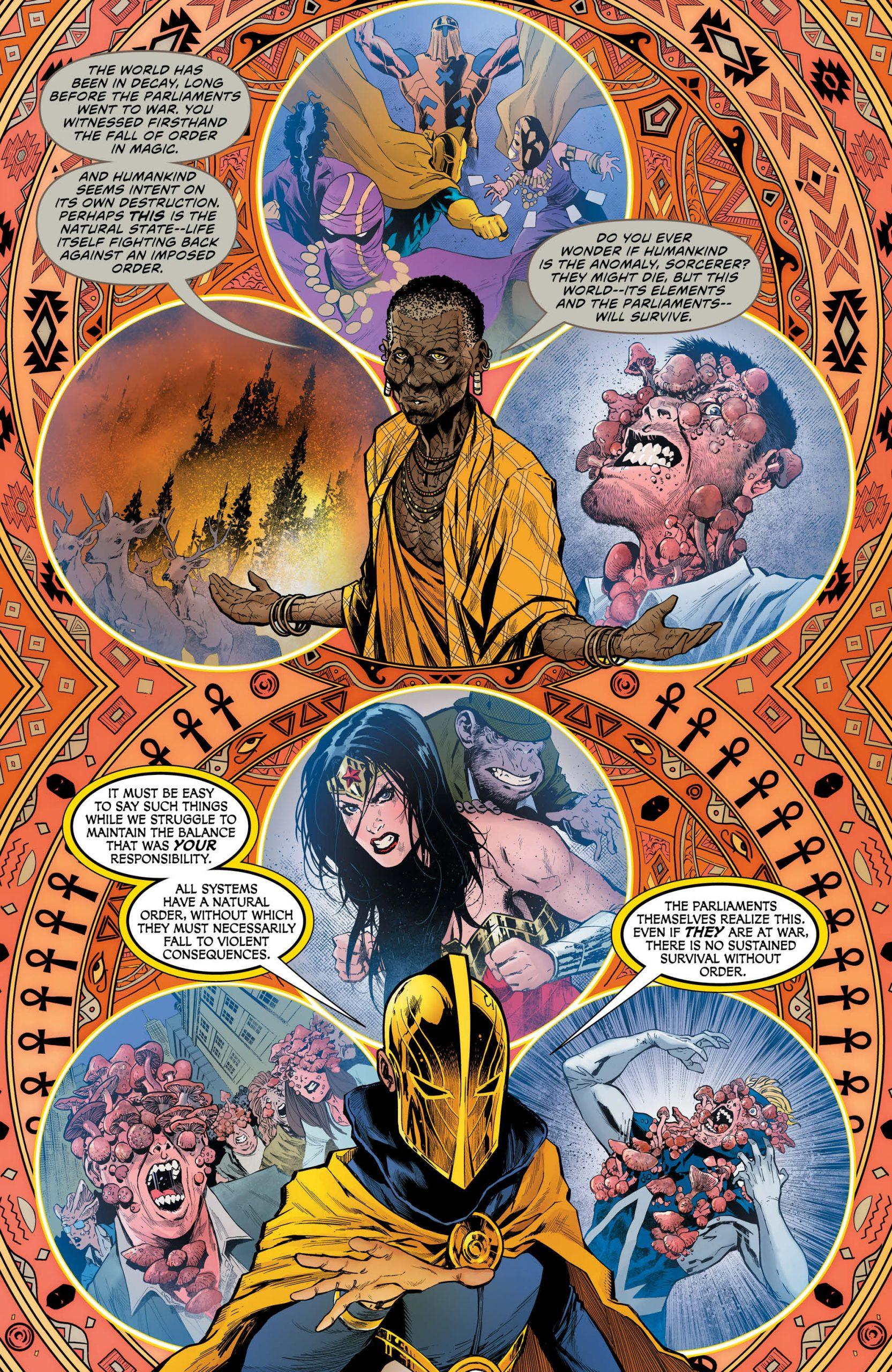 Justice League Dark #22 Pg. 4