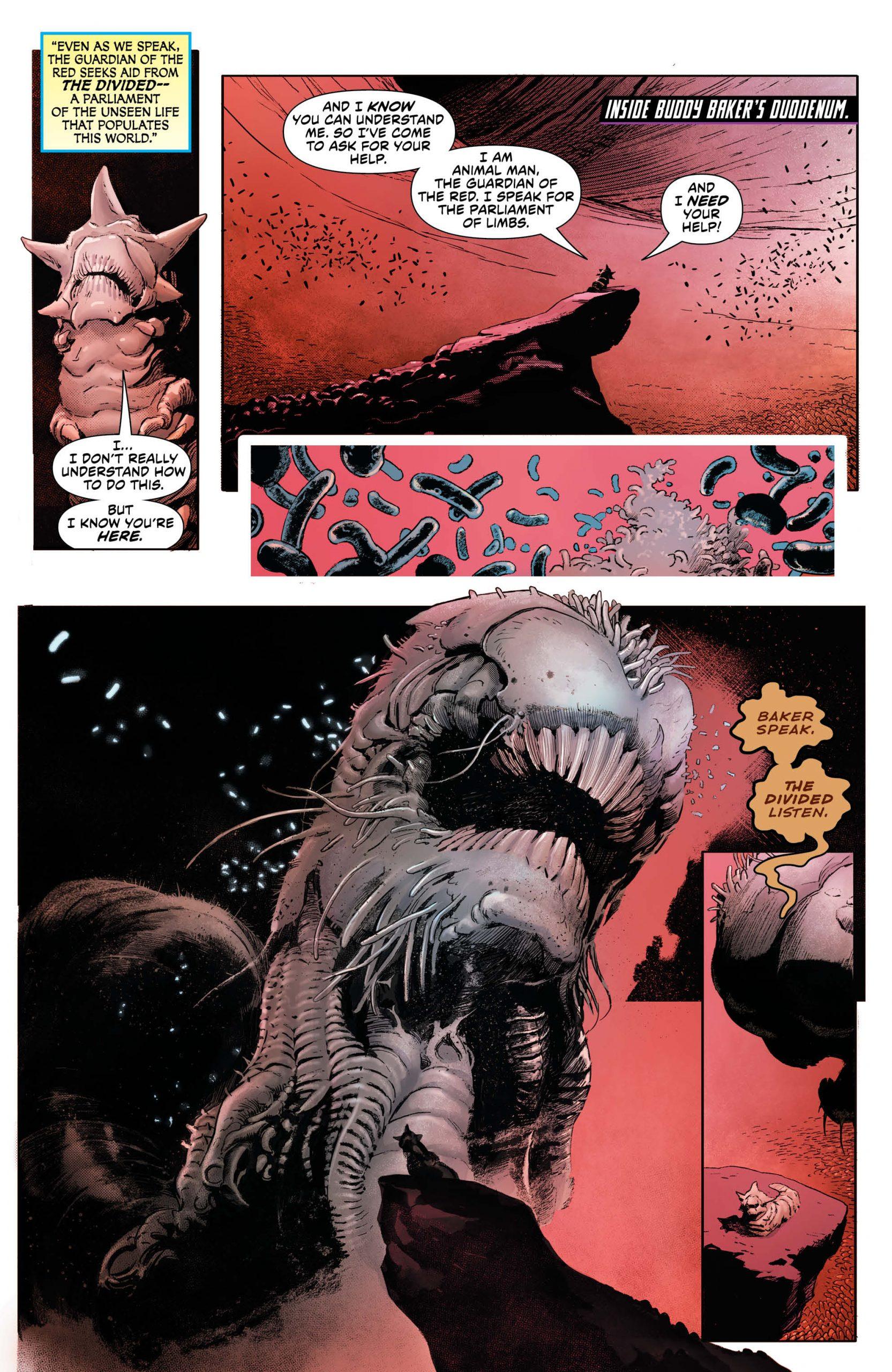 Justice League Dark #22 Pg. 5