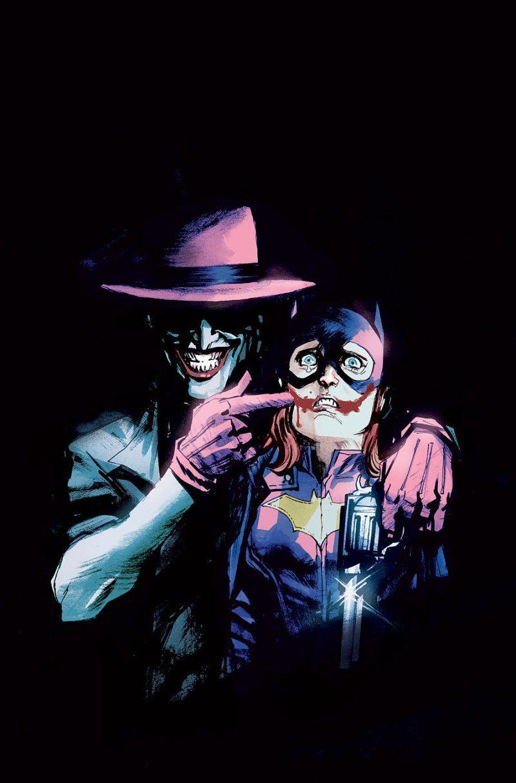 Batgirl #47 Withdrawn Cover