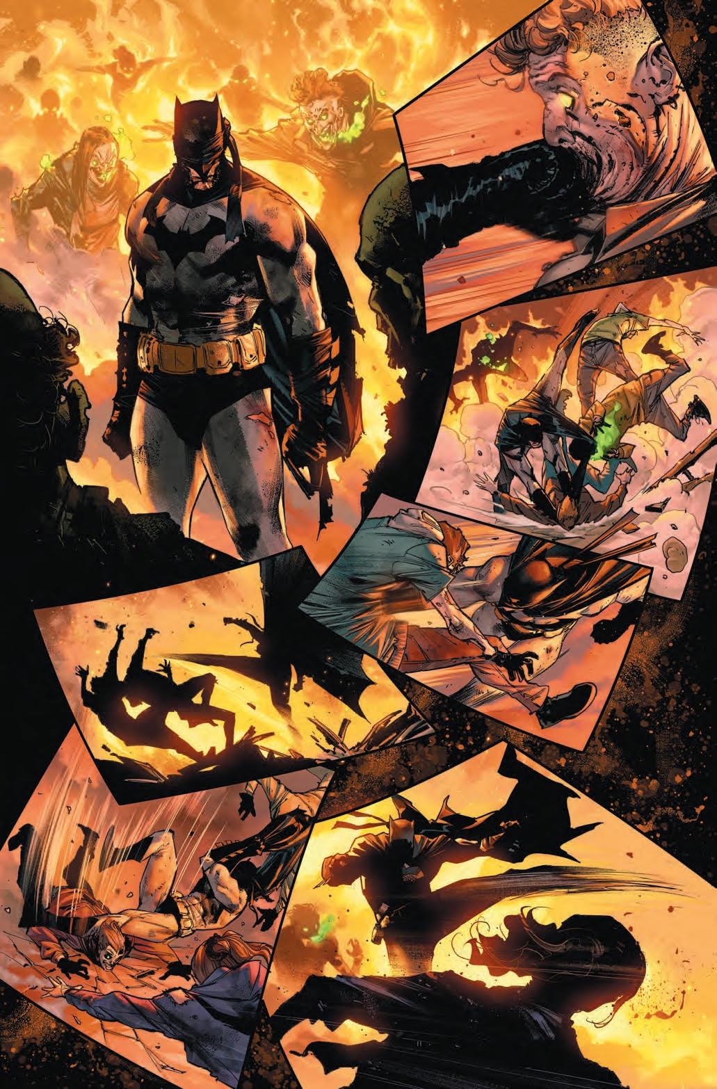 Batman #97 Dark Knight News